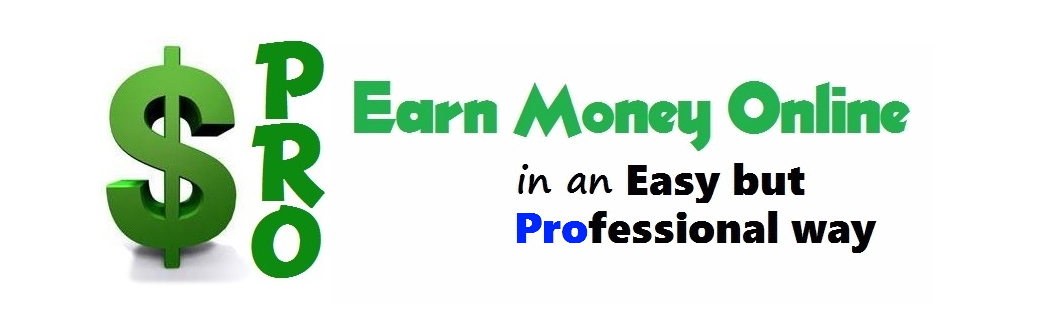 Earn Money Online Pro