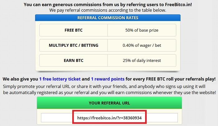 referral freebitcoin